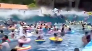 wave pool tsunami