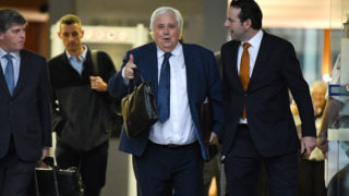 clive palmer settles qld nickel