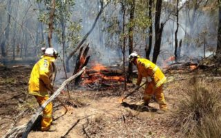 bushfire season nsw 2019