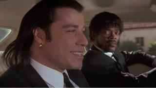 John Travolta Samuel L Jackson Pulp Fiction