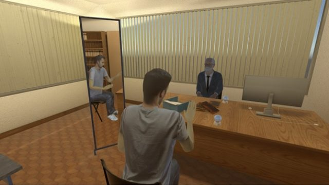 Virtual reality: Talking to yourself in disguise can solve life's little problems