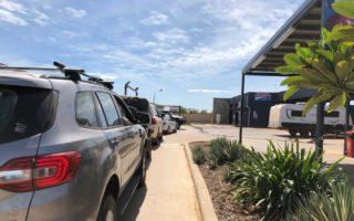 Broome car wash