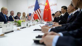 trump tweets and the China trade way