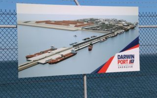 darwin port china