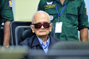 khmer rouge brother no2 dies