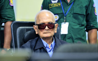 khmer rouge brother no2 dies