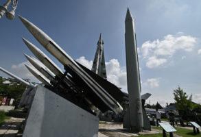 north korea fourth missiles