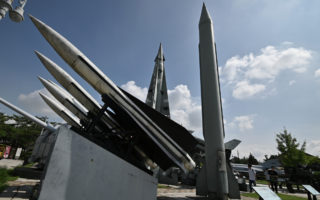 north korea fourth missiles