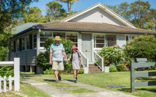 older Australians' living preferences
