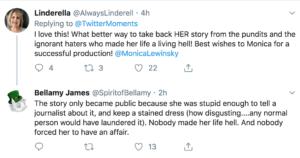 American Crime Story tweet