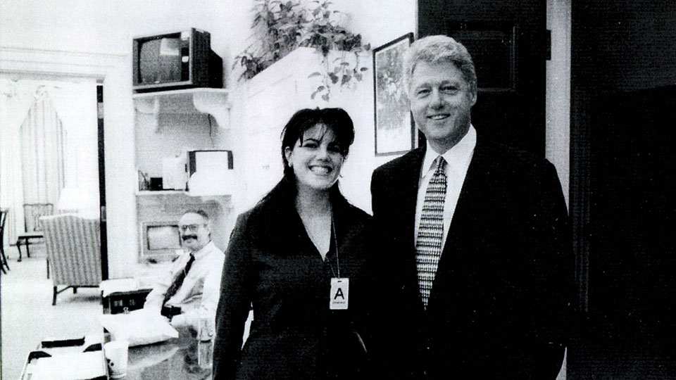 Monica Lewinsky Bill Clinton
