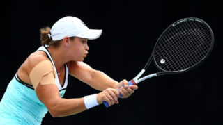 ashleigh barty loses ranking
