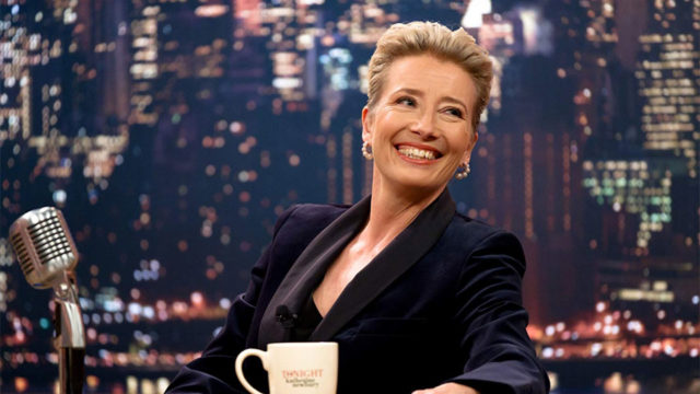 Emma Thompson and Late Night are mostly worth staying up for