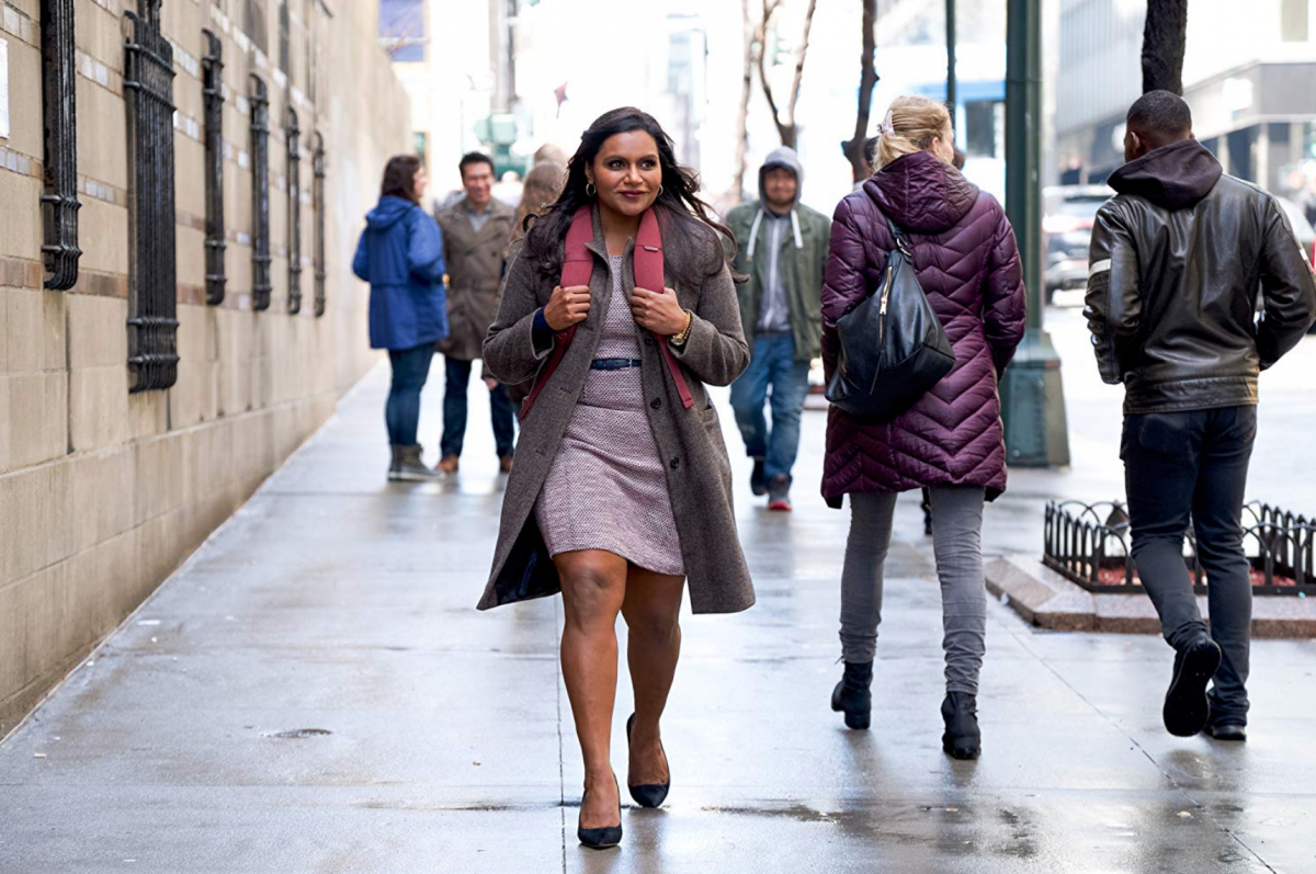 Mindy Kaling Late Night