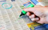 job ads decline