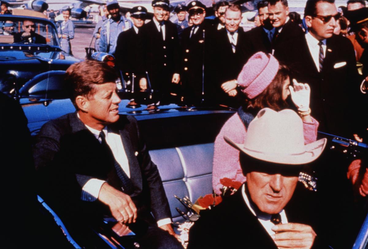 John F Kennedy Jacqueline Kennedy Dallas