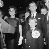 David Kennedy Robert F Kennedy Ethel Kennedy