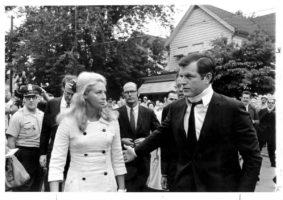 Ted Kennedy Joan Kennedy