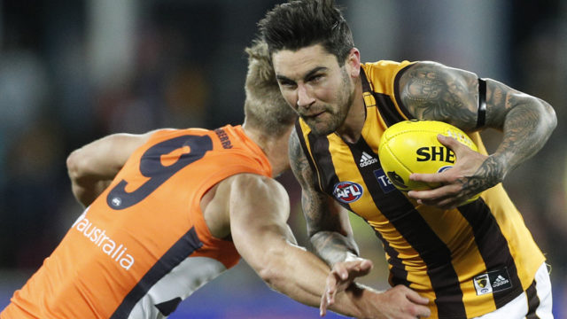 AFL: Hawks turn up the heat as Giants a no snow in Canberra