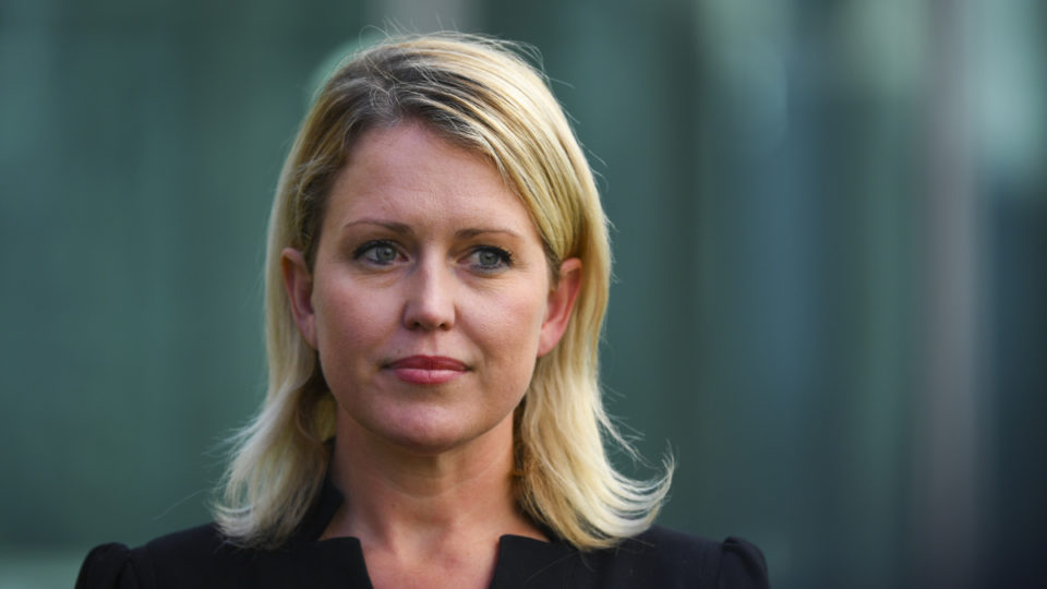 London-based human rights lawyer Jennifer Robinson visited Canberra last week.