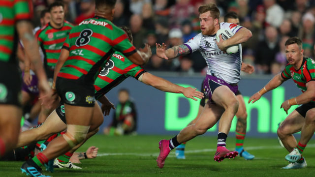 NRL Straight Six: King Cam Munsters the Rabbitohs