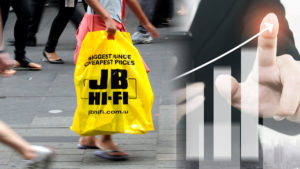JB Hi-Fi profit results