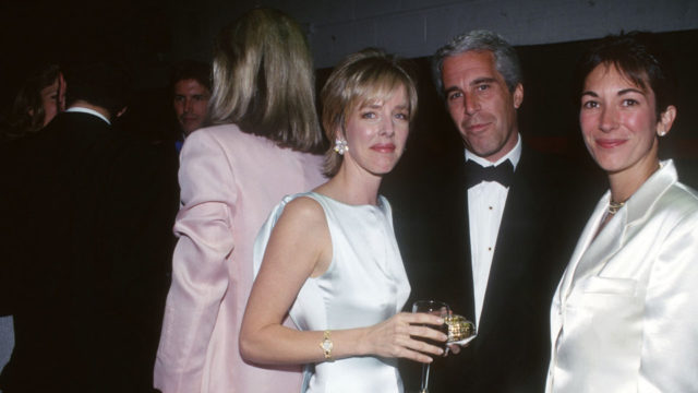 Ghislaine Maxwell: The glamorous and well-connected life of Jeffrey Epstein's alleged madam
