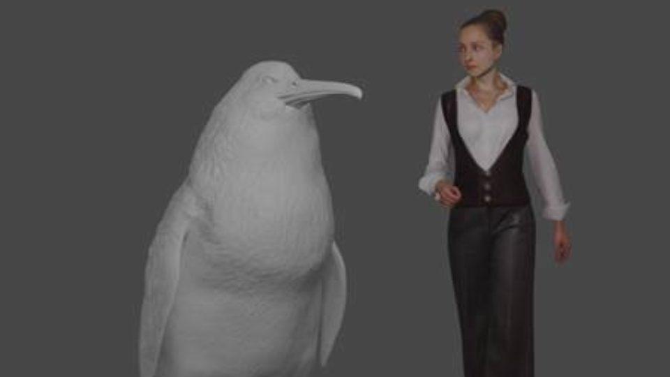giant penguin new zealand