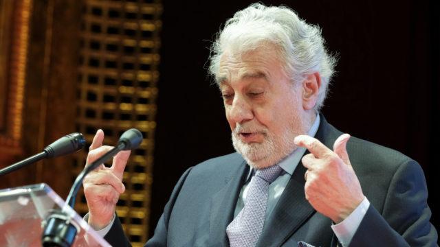 Opera singer Placido Domingo denies harassment, sexual assault claims
