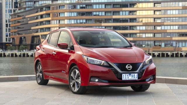 'The most Australian car on-sale today': The electric battery-powered Nissan Leaf reviewed