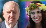 jacinda ardern alan jones breach