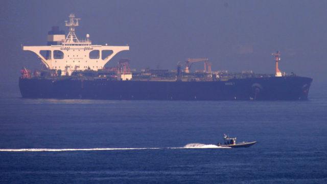 US obtains warrant to seize Iranian tanker