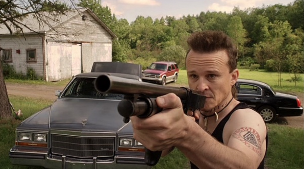 Damon Herriman Justified