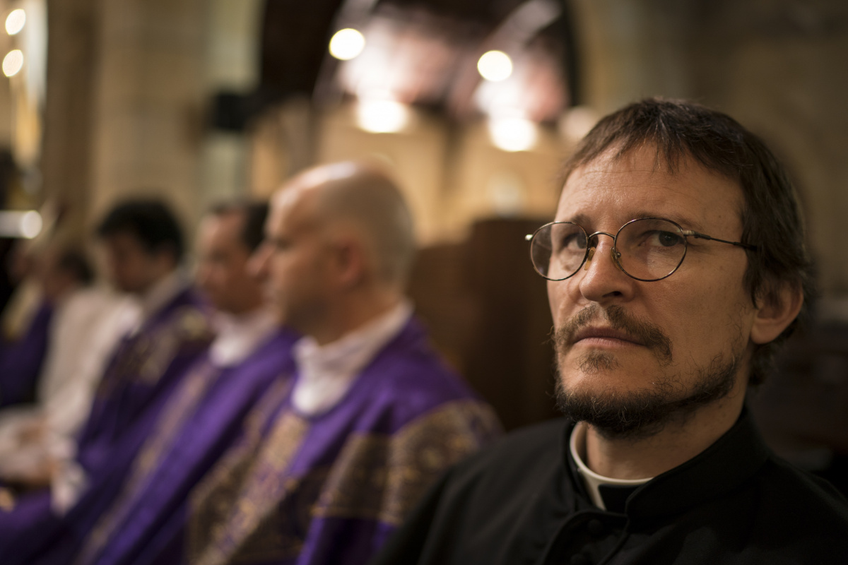 Damon Herriman Lambs of God