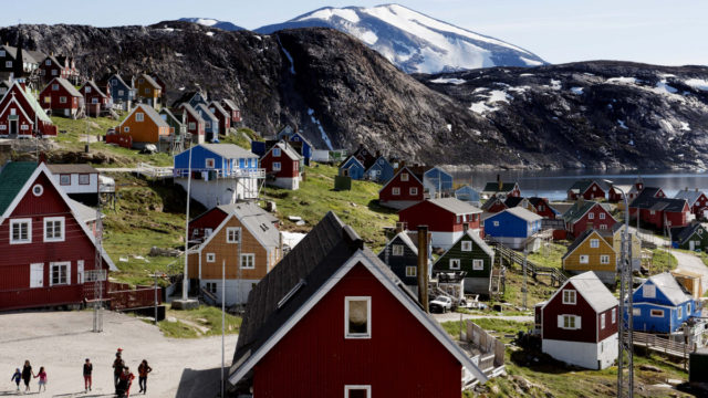 'We are amused': Greenlanders tell Trump their island territory is not for sale