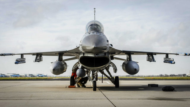 Trump administration approves an $8 billion F-16 fighter jet sale to Taiwan