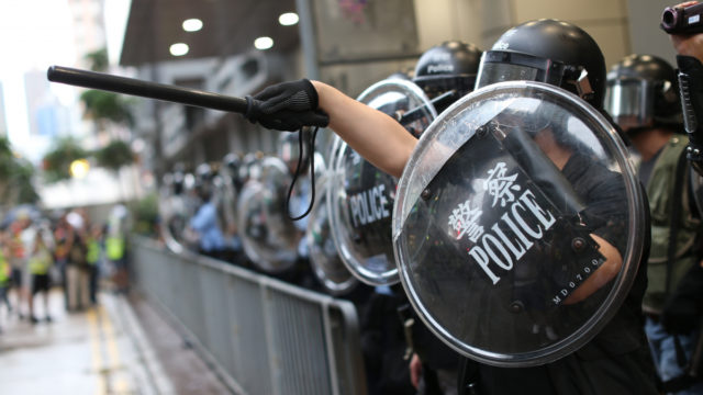 'It will get worse before it gets better' : How China could join forces with Hong Kong police