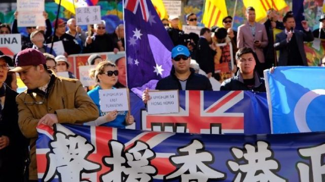 Chinese ambassador to Australia warns foreigners not to interfere in Hong Kong