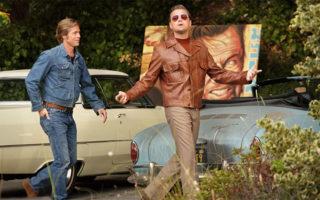 Brad Pitt Leonado DiCaprio