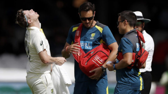 The Ashes: Steve Smith will bat if required on day five at Lord's