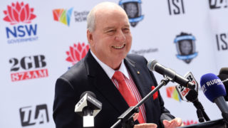 alan jones jacinda ardern backhanders
