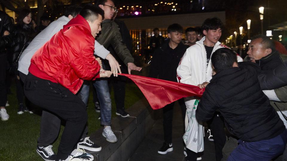 hong kong china australia