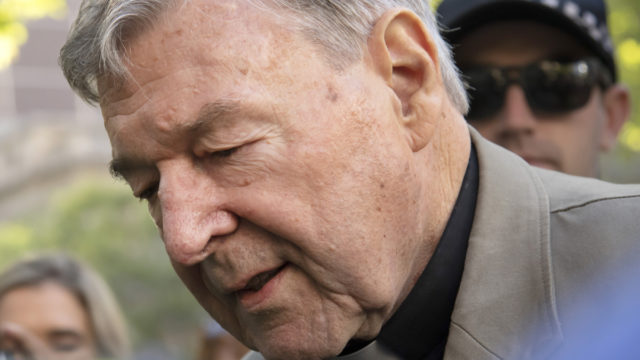 'He has no official role here': Unclear why Pell returning to Vatican