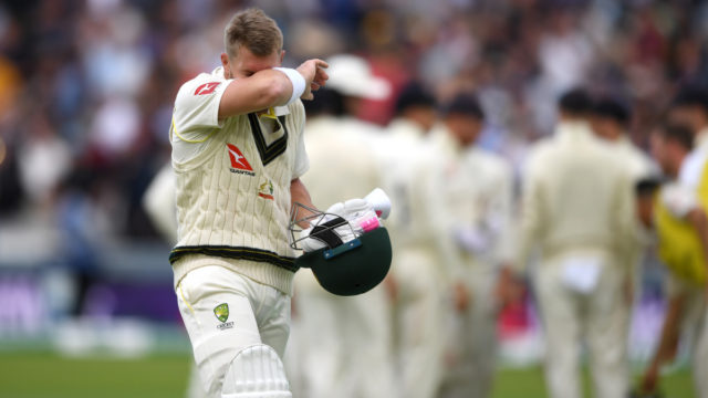 The 'poke and prod' that could inspire David Warner in the third Ashes Test