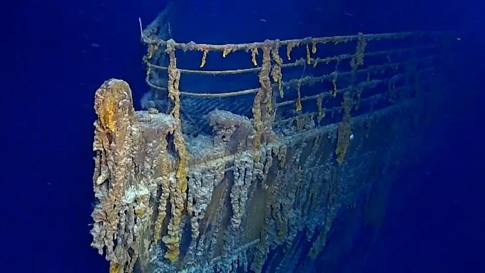 New Images Of Titanic Wreckage Reveal Ravages Of Time