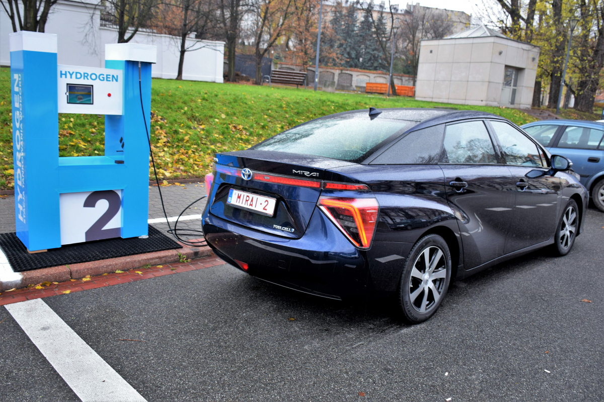 hydrogen the fuel of the future