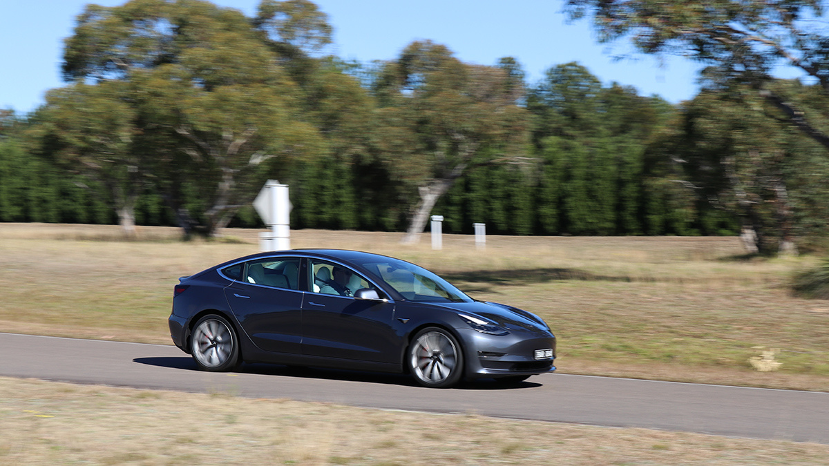 Tesla Model 3: Road testing the hyped electric car   The New