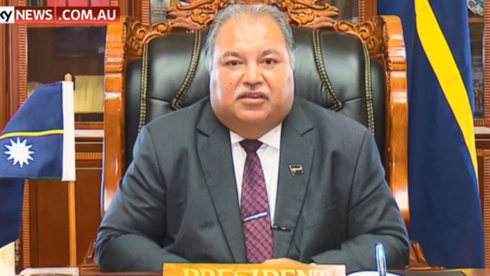 Nauru President