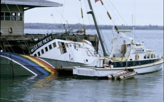 rainbow warrior french government