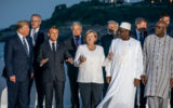 scott morrison g7 france